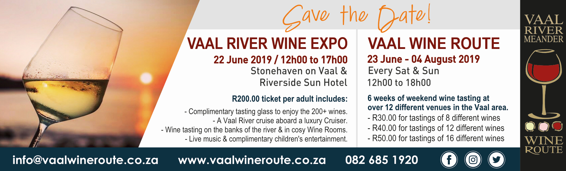 Vaal Wine Route